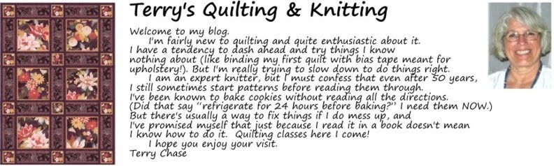 Terry's Quilting and Knitting