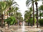 La explanada de Alicante
