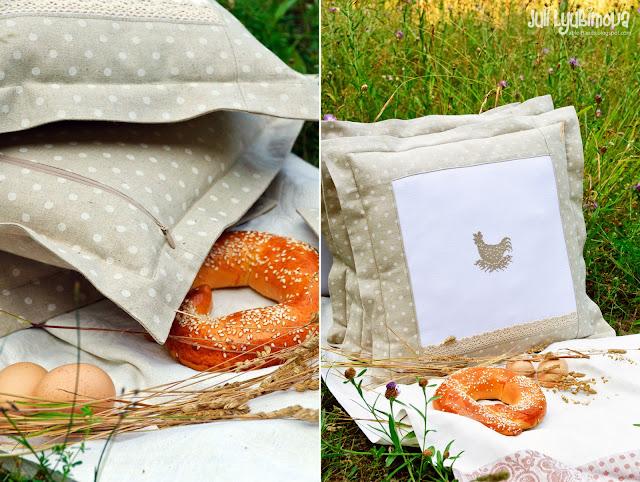 Схемы вышивки из книги Sophie
