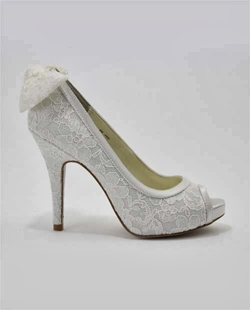 2014 Bridal Shoes collection from Allure Bridals
