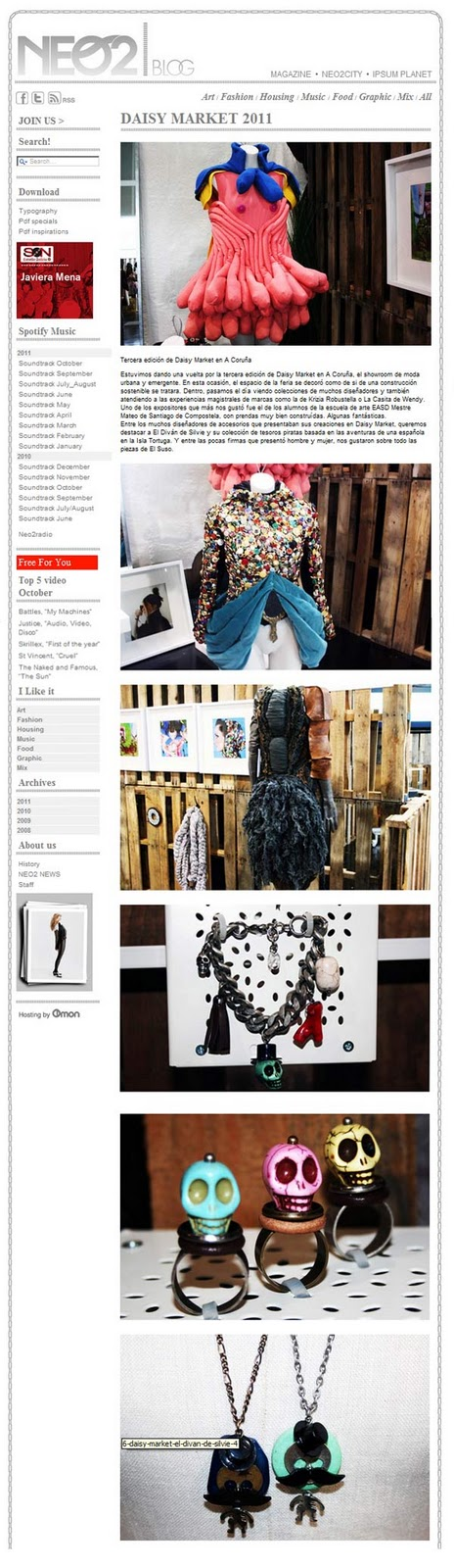 el divan de silvie, bisuteria, venta on line