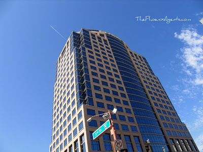 bank of america building in downtown phoenix