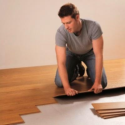 Lar doce lar piso laminado ou piso pvc vin lico - Colocar piso vinilico ...