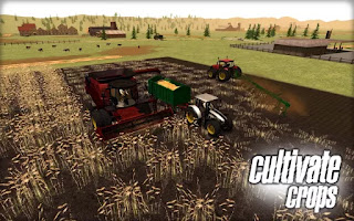 Farmer Sim 2015 1.3.0 Mod Apk (Unlimited Money)