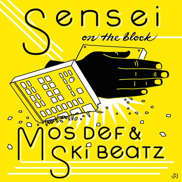 Mos Def & Ski Beatz – Sensei On the Block