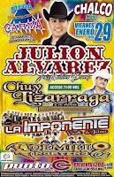 baile julion alvarez 29 de enero en chalco