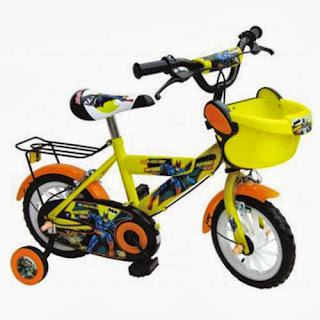 Xe đạp trẻ em hàng Việt Nam chất lượng tốt, giá bán rẻ