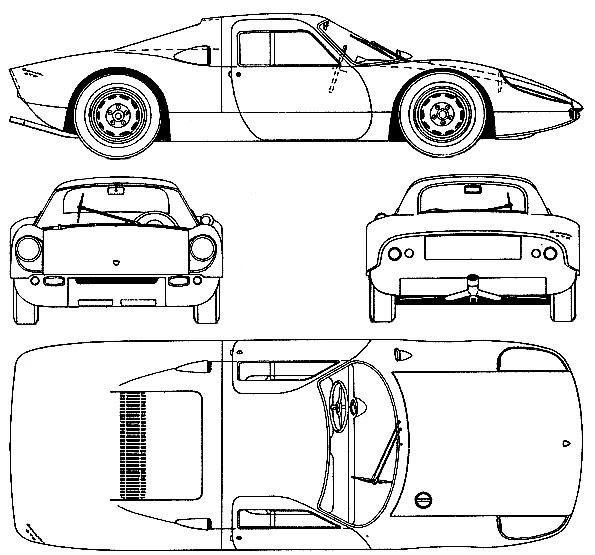 migioslot  porsche 904 rally di montecarlo 1965