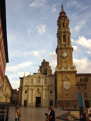 Seo or Cathedral of Zaragoza
