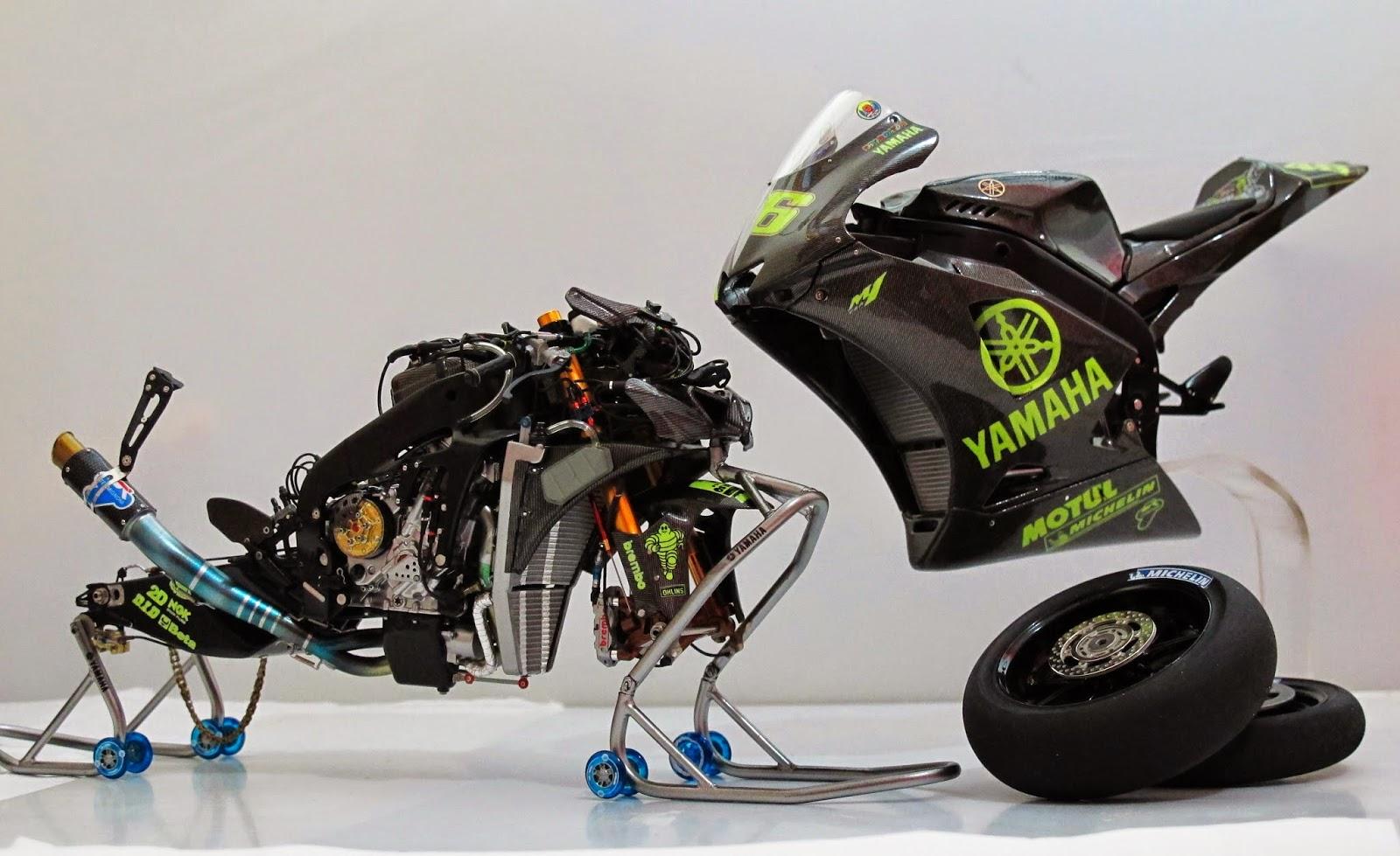 Vr46 Motorbike