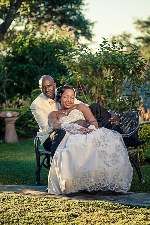 Thembi Amp Akim Wedding Angels Garden Bulawayo