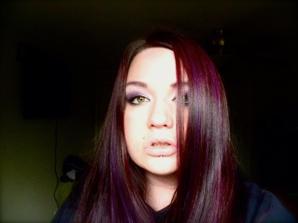 Miss Massikur Beauty Manic Panic Purple Haze