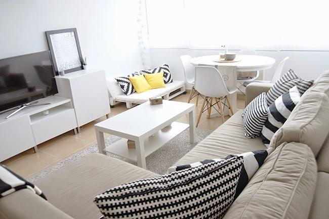 Boho deco chic casas reales el piso de mireia en madrid - Casas de muebles en madrid ...