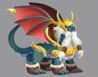 imagen del dragon odin
