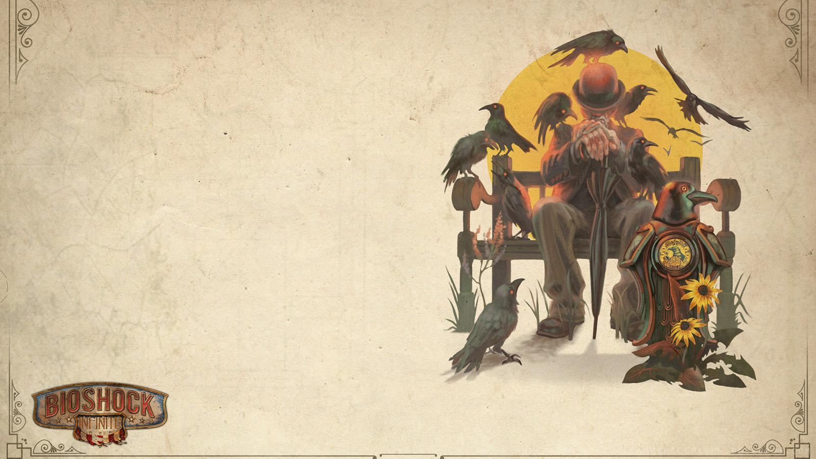 bioshock infinite screenshots wallpaper cool games wallpaper