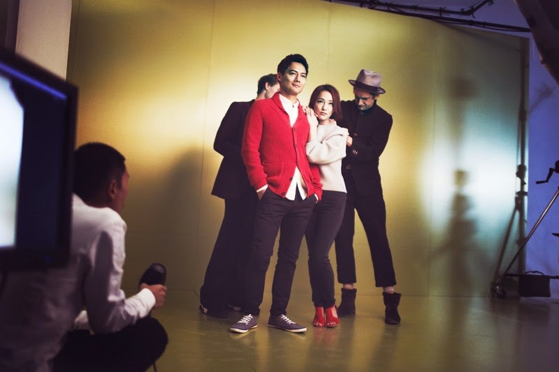 Zhou Xun & Archie Kao for H&M, Chinese New Year 2015, Zhou Xun, Archie Kao, H&M's Chinese New Year 2015 collection