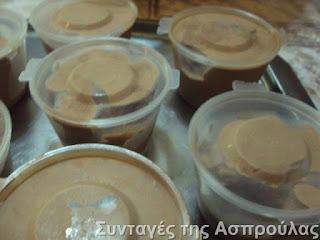 Παγωτό σοκολάτα.