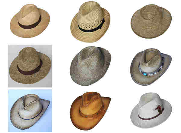 The Modern Fashion Trends A Host Of Designer Straw Hats