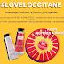 Ajándék a L'Occitane-töl