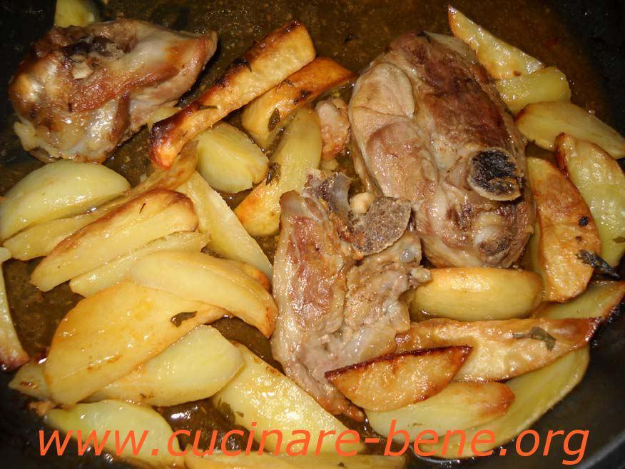Agnello al forno cucinare bene ricette for Cucinare wurstel al forno