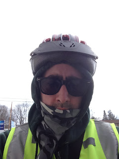 bike ride winter spring cold weather riding biking