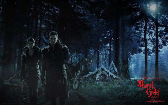 Hansel & Gretel : Witch Hunters 2013 Movie