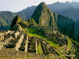 Machu Picchu, Peru -Magrush.com