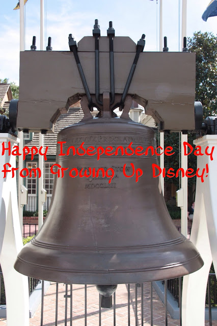 Liberty Bell, Walt Disney World