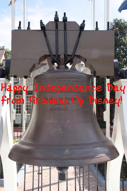 Liberty Bell, Walt Disney World