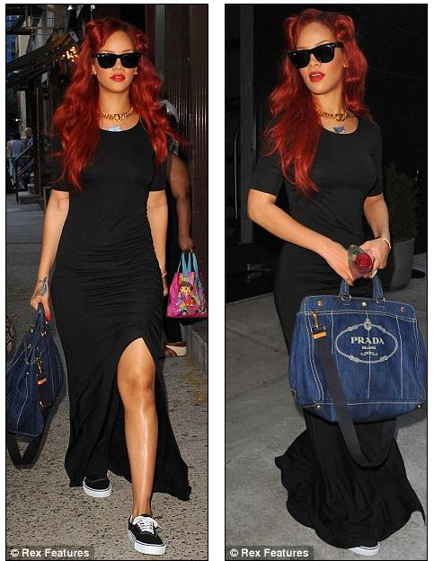 Did Rihanna get inked AGAIN? Singer who already has 14 tattoos visited New York parlour