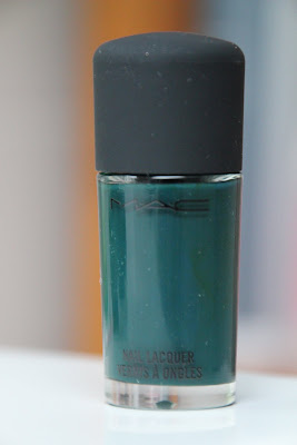 mac dark envy deep sea test swatch avis blog essai id=