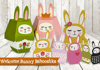 NEW LD Bunny Babooshka Collection