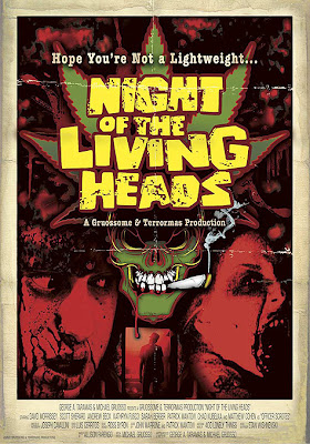Cinema Preview Night Of The Living Heads (2011) Subtitle NA