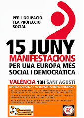 MANIFESTACIÓ 15 DE JUNY