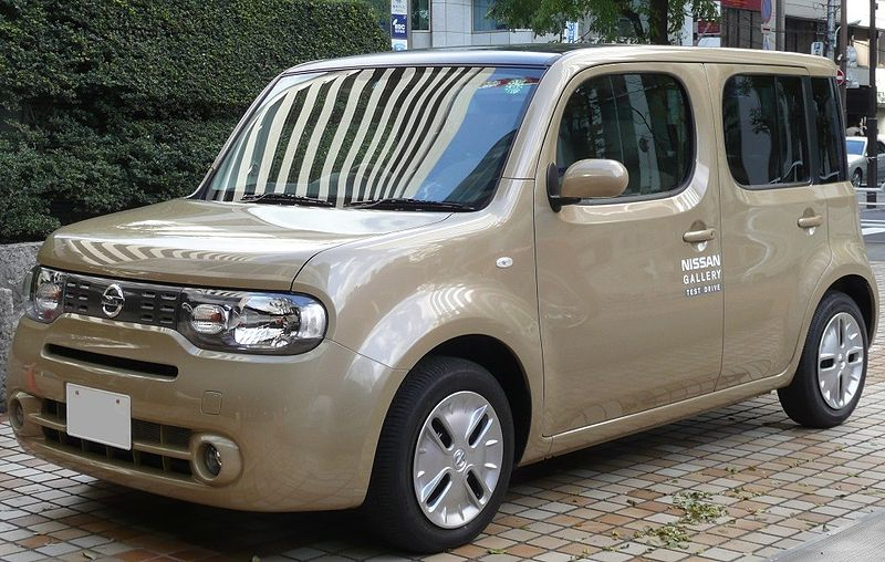 minivan nissan cube generation review nissan car 2015. Black Bedroom Furniture Sets. Home Design Ideas
