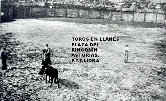 TOROS EN LLANES