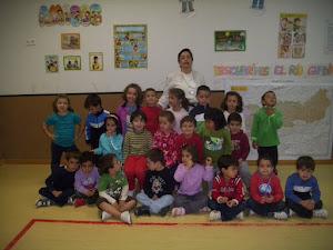 CLASE DE 4 AÑOS B