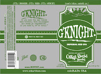 Oskar Blues G'Knight 16oz can