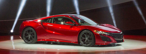 Acura NSX 2016 Release Date
