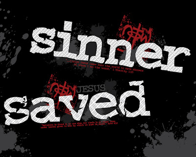 Sinner Saved Wallpaper