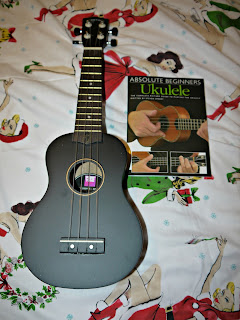 ukelele, Christmas gifts, musicroom