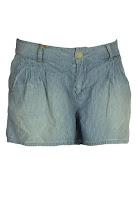 Pantaloni scurti Pull and Bear Pondo Blue (Pull and Bear)