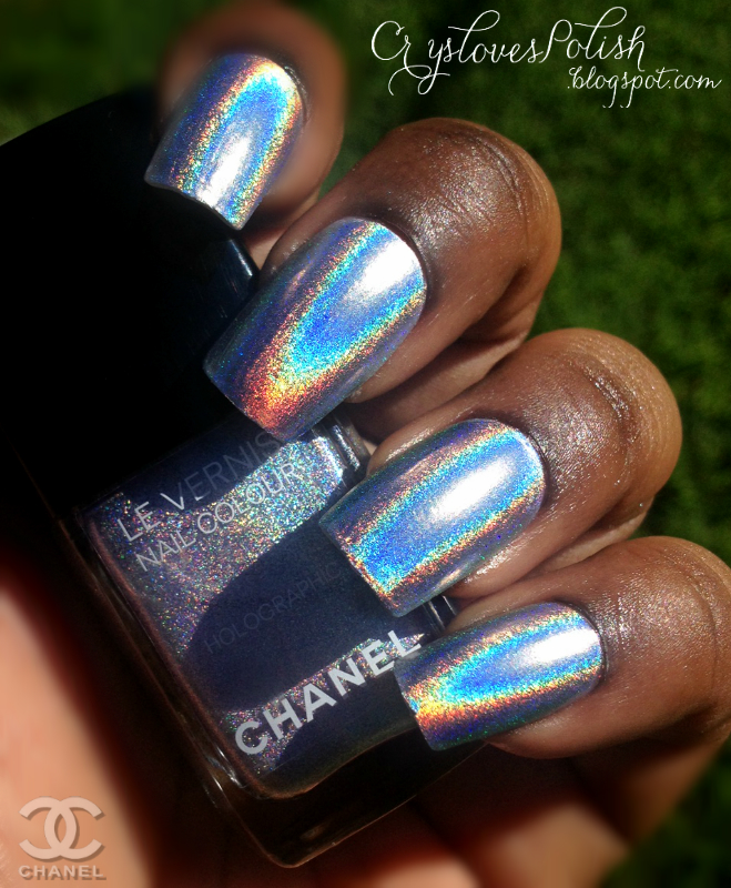 Where Can I Chanel Holographic Nail Polish