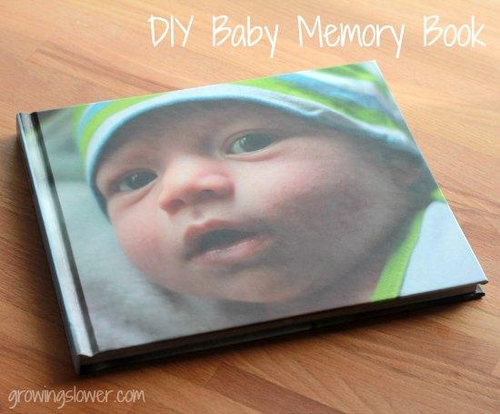 Baby Photobook Cover Ideas : Diy baby memory book ideas blurb review affording motherhood