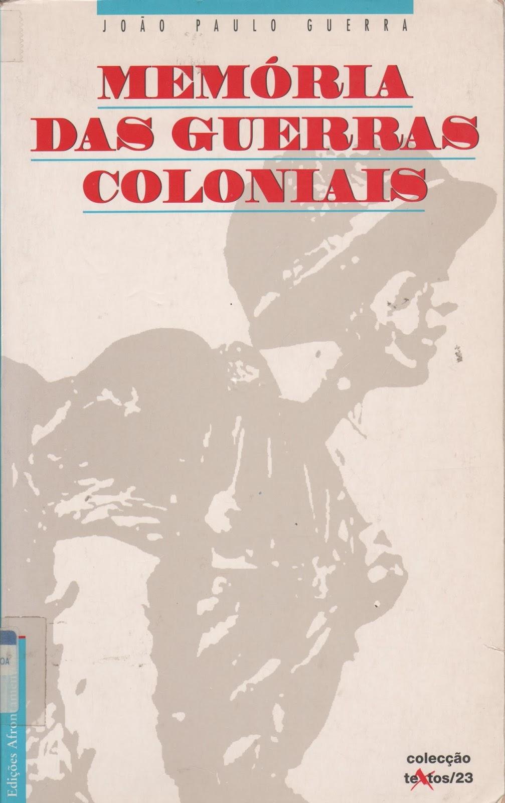 Memórias da Guerra Colonial