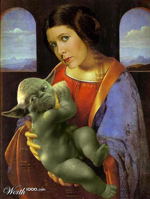 Yoda nude Nude Photos 38