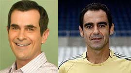 Phil Modern Family y su doble