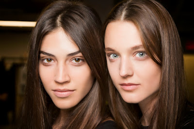 The Row's Beauty Look at 2014 Spring/Summer NYFW