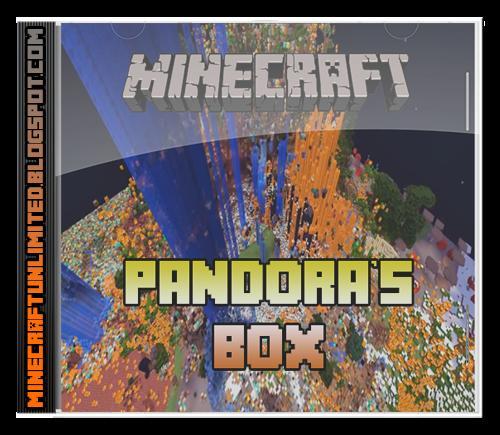 Pandoras box minecraft carátula
