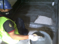 tips waterproofing coating pada sambungan beton